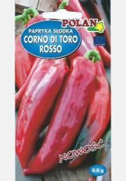 Paprikos saldžios CORNO DI TORO ROSSO  Naujovė!