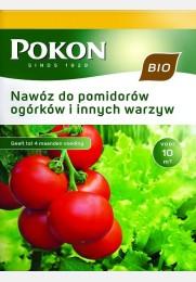 Trąšos BIO pomidorams, agurkams